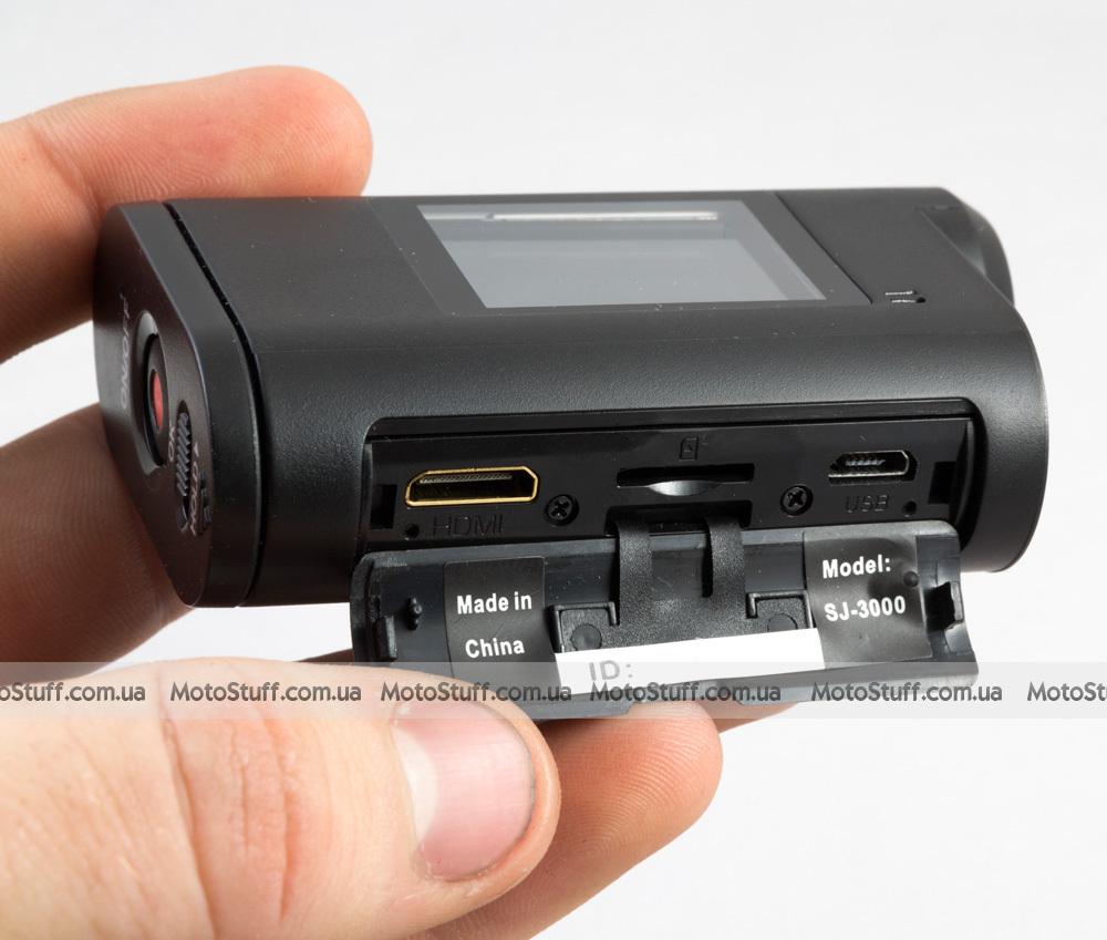 Экшн камера SJ3000 c пультом ДУ SJ3000_3