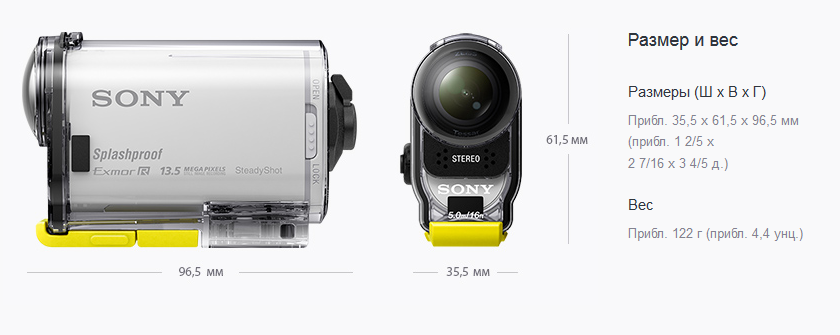 sony action cam hdr as100v manual