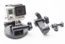 Присоска Suction Cup Mount для SJCAM / GoPro
