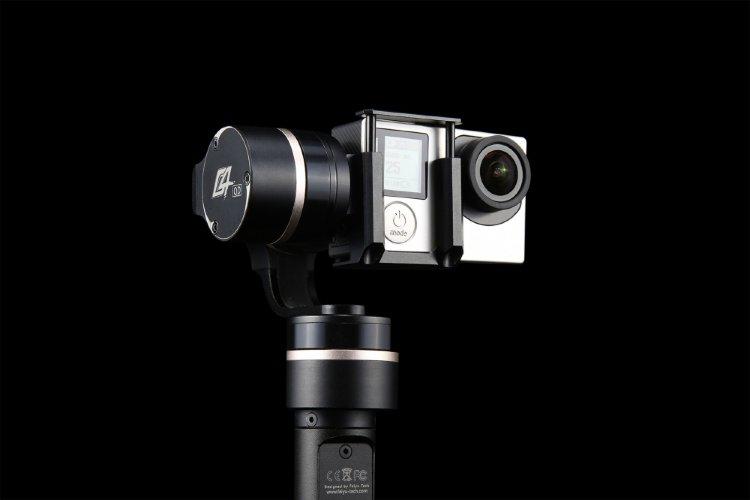 Стедикам Feiyu FY-G4 QD Ultra Gimbal 3х-осевой для GoPro / SJCAM / Xiaomi Yi