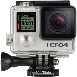GoPro HERO4: Silver Edition (CHDHY-401)