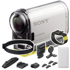 Sony HDR-AS100VW (Wearable Kit)