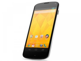 LG Google Nexus 4 16 GB White