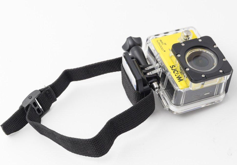 Экшн-камера SJCam SJ7 Star черный