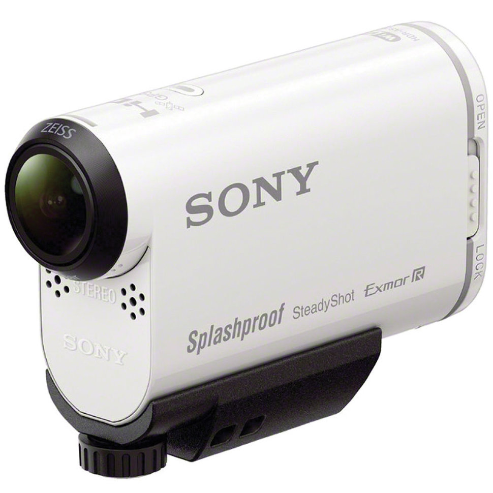 sony action cam manual as200v