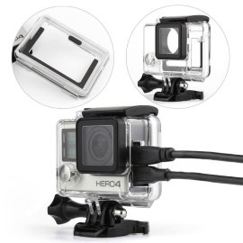 Бокс HERO4 Skeleton Housing для GoPro HERO 4/3+/3 (аналог)