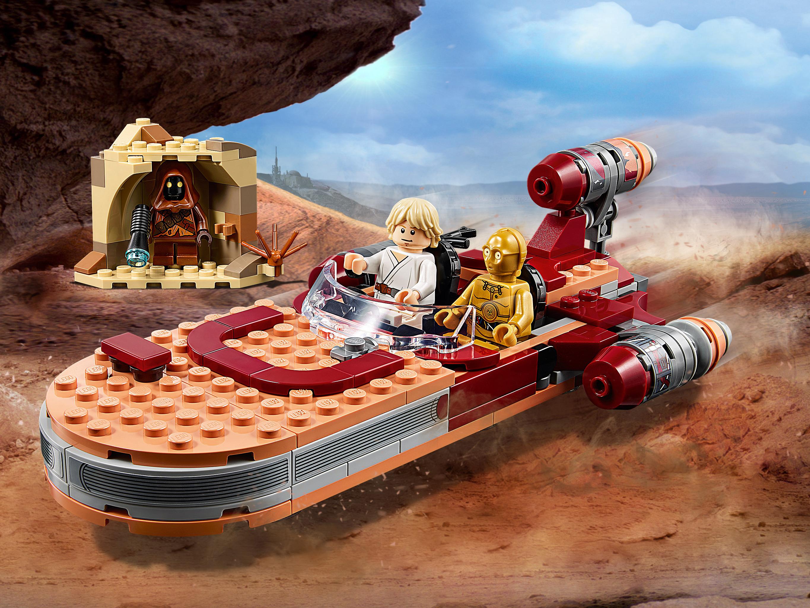 Конструктор Lego Star Wars: спидер Люка Скайуокера (75271) купить ...