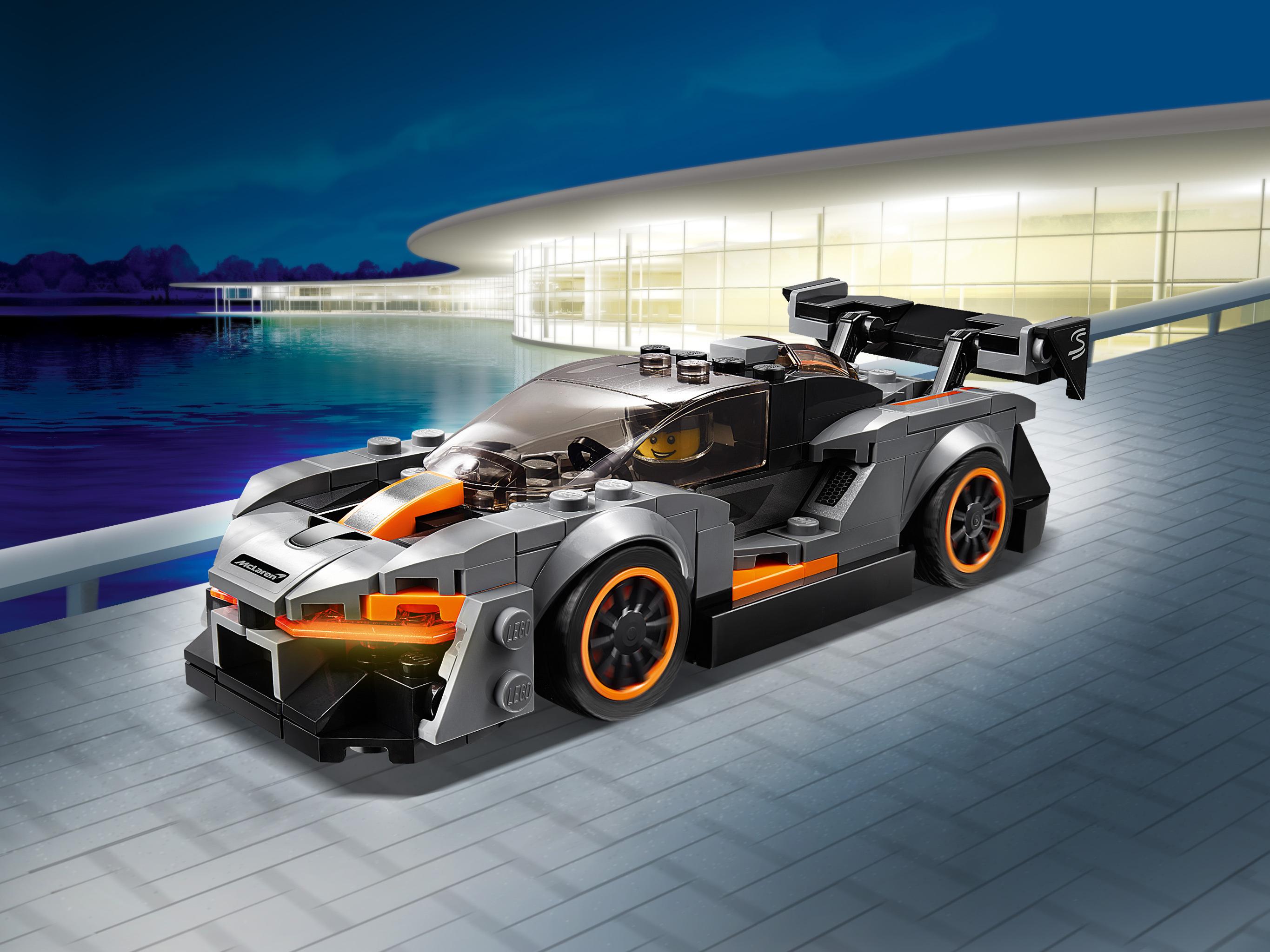 Конструктор Lego Speed Champions: автомобиль McLaren Senna (75892 ...