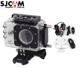 Защитный корпус SJCAM Waterproof Housing with Charger for SJ5000 series