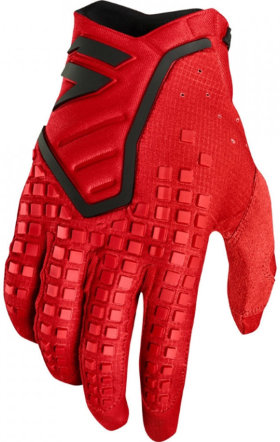 Мотоперчатки Shift 3Lack Pro Glove Red