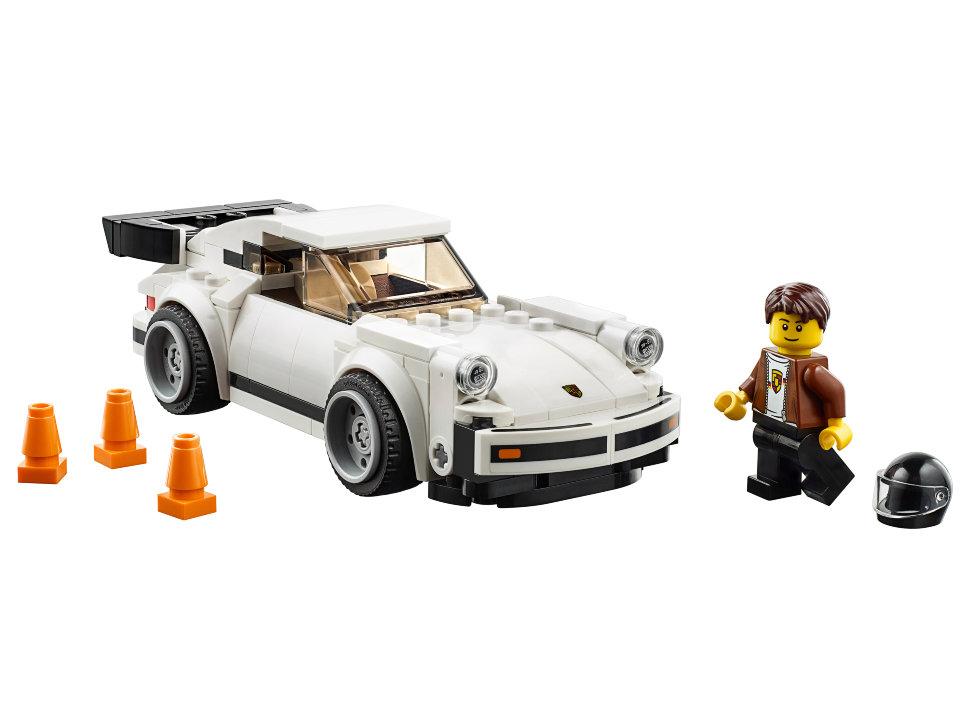 Конструктор Lego Speed Champions: 1974 Porsche 911 Turbo 3.0 ...