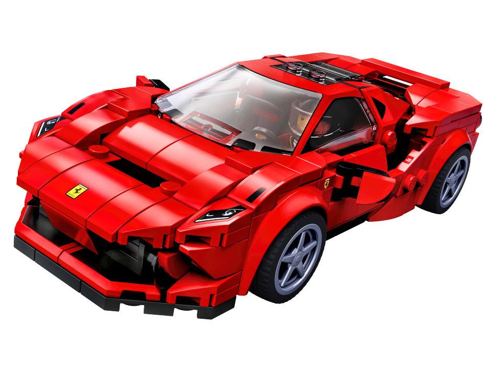 Конструктор Lego Speed Champions: Ferrari F8 Tributo (76895 ...