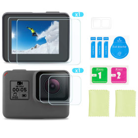 Защитный комплект MSCAM Protector Screen Kit for GoPro HERO 8