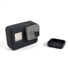 Силиконовый чехол MSCAM Sillicon Case for GoPro Hero 7, Hero 6, Hero 5