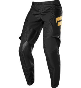 Детские мотоштаны Shift Youth Whit3 Muerte Pant LE Pant Black/Gold