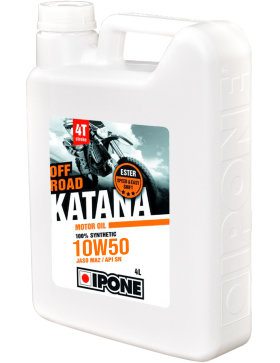 Моторное масло Ipone Kanata Off Road 10w50 4л