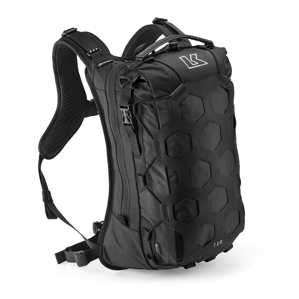 Моторюкзак Kriega Trail 18 Adventure Backpack Black (761747)