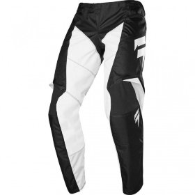 Детские мотоштаны Shift Youth Whit3 Race Pant Black White