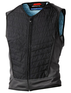 Мотожилет унисекс BMW Motorrad Vest Cool Down Dark Grey