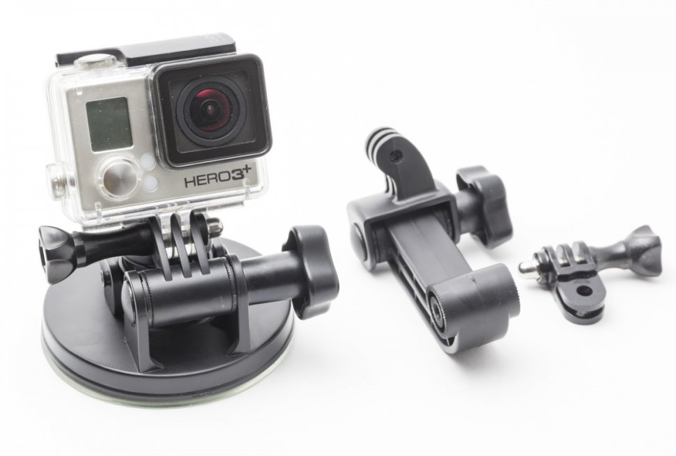 Присоска SJCAM Suction Cup Mount For GoPro, SJCAM