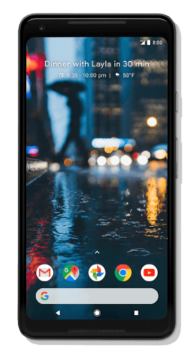 Смартфон Google Pixel 2 XL 128GB Just Black