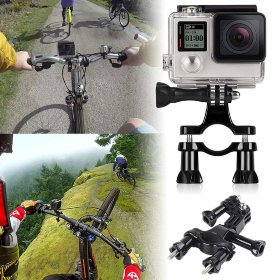 Крепление MSCAM Handlebar Mount for GoPro, SJCAM