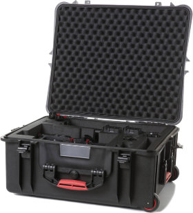 Кейс HPRC 2700 Black Case for DJI Ronin-M (ROM2700W-01)