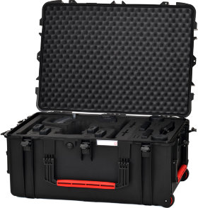 Кейс HPRC 2780 Black Case for DJI Inspire 2 (INS2-2780W-01)