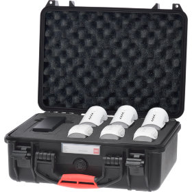 Кейс HPRC 2400 Black Case for DJI Phantom/Inspire Batteries (BAT2400-01)