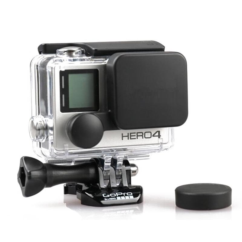 Защитные крышки MSCAM Protective Lens Cover for GoPro HERO 4,3+