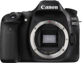 Камера Canon EOS 80D Body WiFi Black (1263C031)