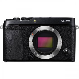 Камера Fujifilm X-E3 Body Black (16558592)