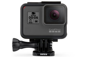 Экшн-камера GoPro Hero 6 Black (CHDHX-601)
