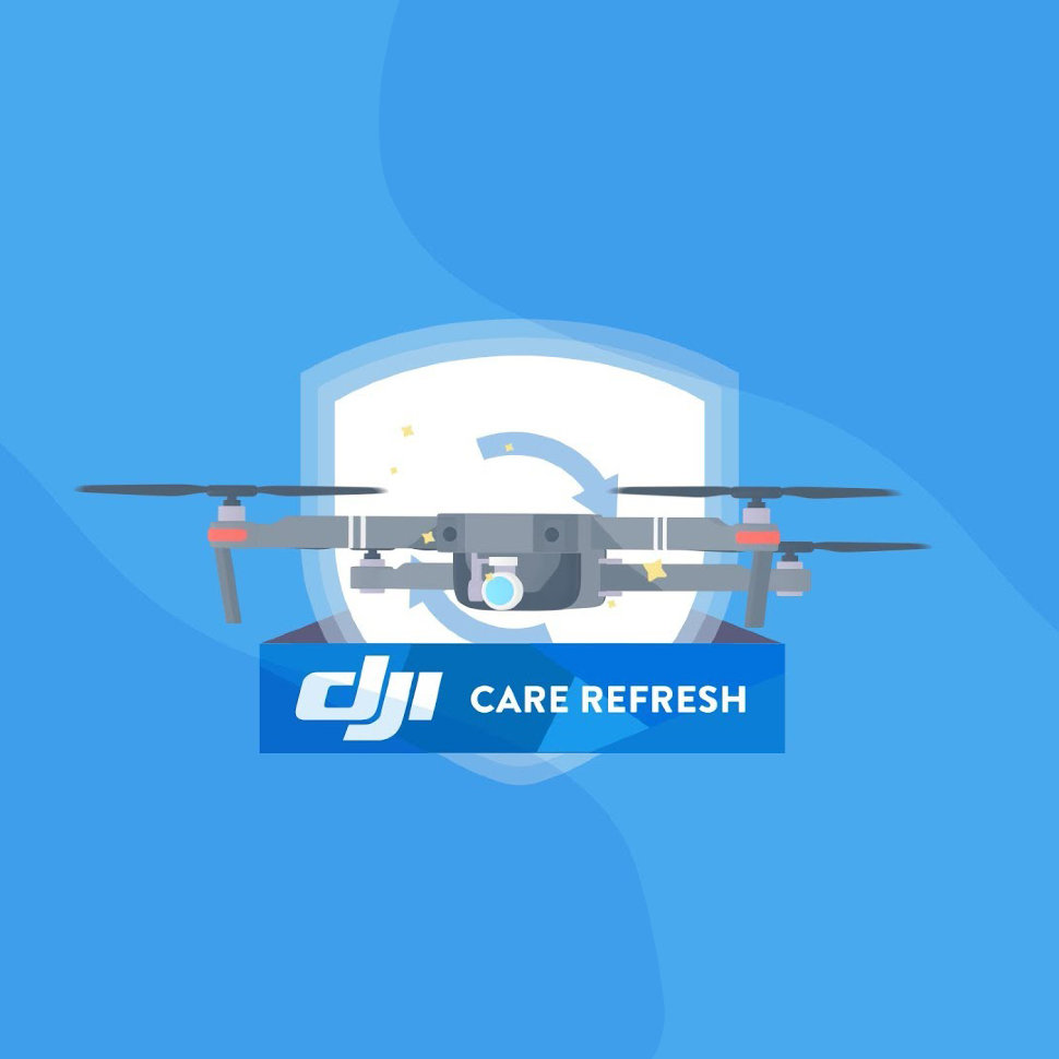 Страховка DJI Care Refresh for Mavic