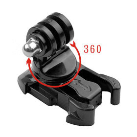 Защелка удлиненная MSCAM 360-Degree Turntable Quick Buckle for GoPro, SJCAM