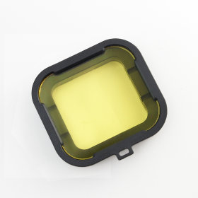 MSCAM Yellow Light Filter for GoPro HERO4, HERO3+