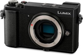 Камера Panasonic Lumix DMC-GX9 Body Black (DC-GX9EE-K)