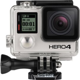 GoPro HERO4: Black Edition (CHDHX-401)