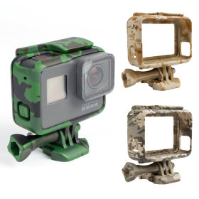 Рамка MSCAM Protective Frame for GoPro Hero5/6/7 Camo