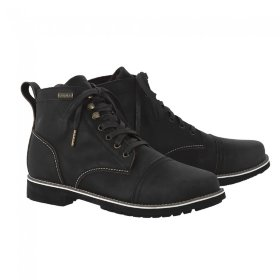Мотоботинки Oxford Digby MS Short Boot Black