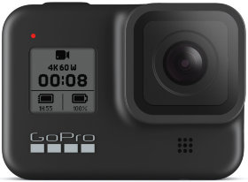 Экшн-камера GoPro Hero 8 Black UA