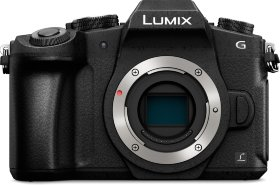 Камера Panasonic Lumix DMC-G80 Body (DMC-G80EE-K)