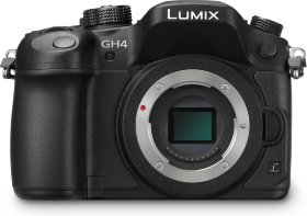 Камера Panasonic Lumix DMC-GH4 Body (DMC-GH4EE-K)