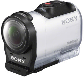 Sony HDR-AZ1 + 64 Gb card