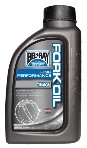 Вилочное масло Bel-Ray High Performance Fork Oil 15W 1л