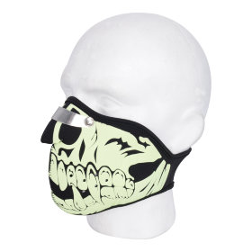 Маска Oxford Mask Glow Skull (OX629)