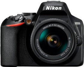 Камера Nikon D3500 KIt AF-P 18-55mm non VR (VBA550K002)
