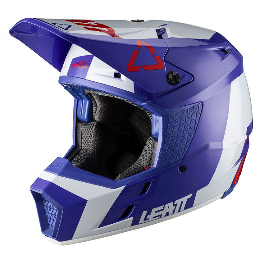 Мотошлем Leatt Helmet GPX 3.5 Royal