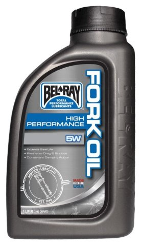 Вилочное масло Bel-Ray High Performance Fork Oil 5W 1л