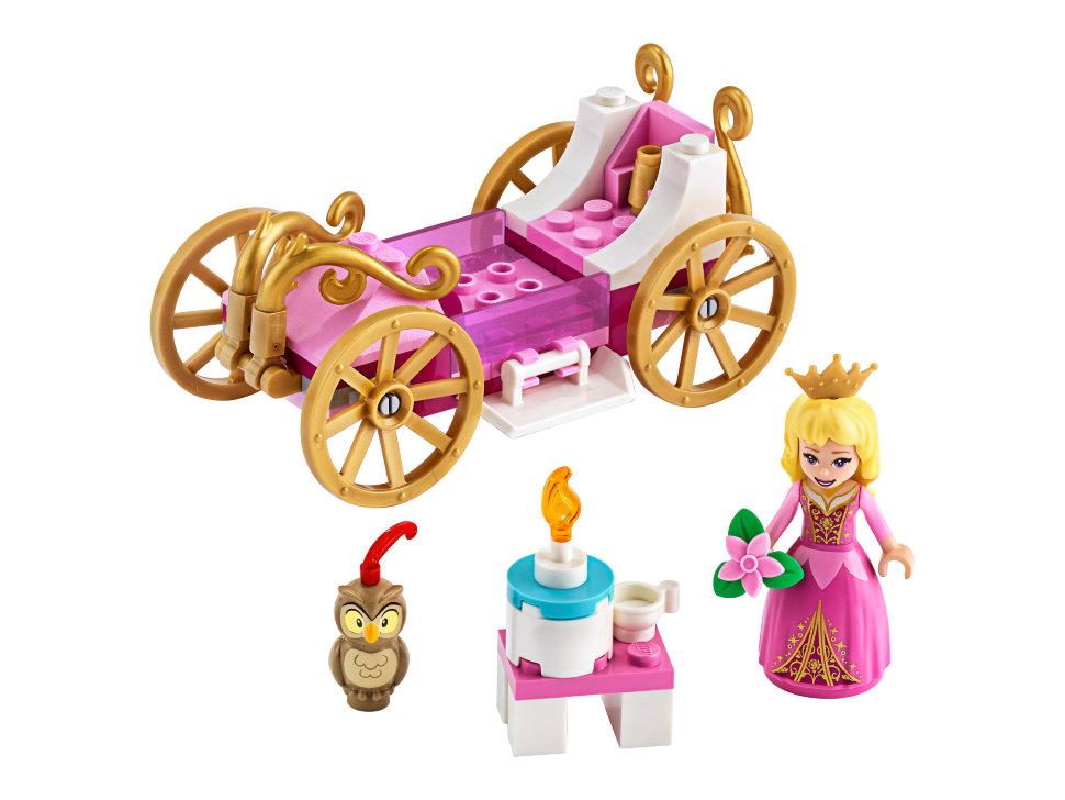 Конструктор Lego Disney Princess: Королевская карета Авроры (43173 ...